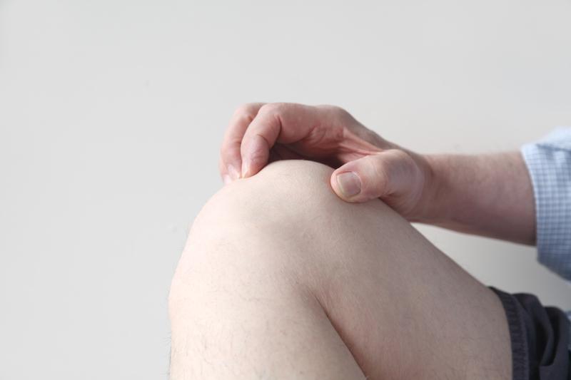 Das schmerzhafte Knochenmarködem im Kniegelenk