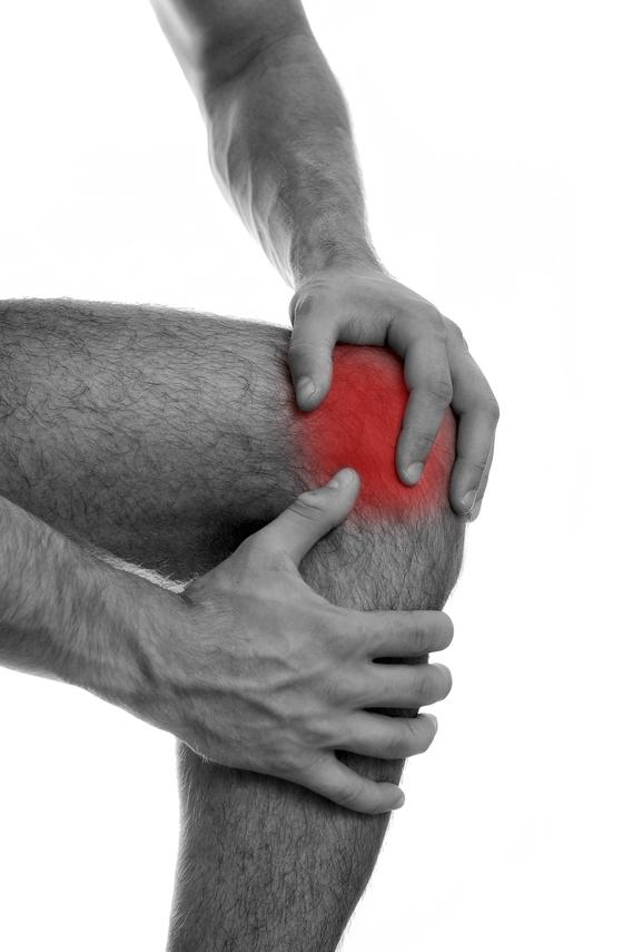 Knacken und Knirschen im Knie: Das können Ursachen für die Geräusche sein