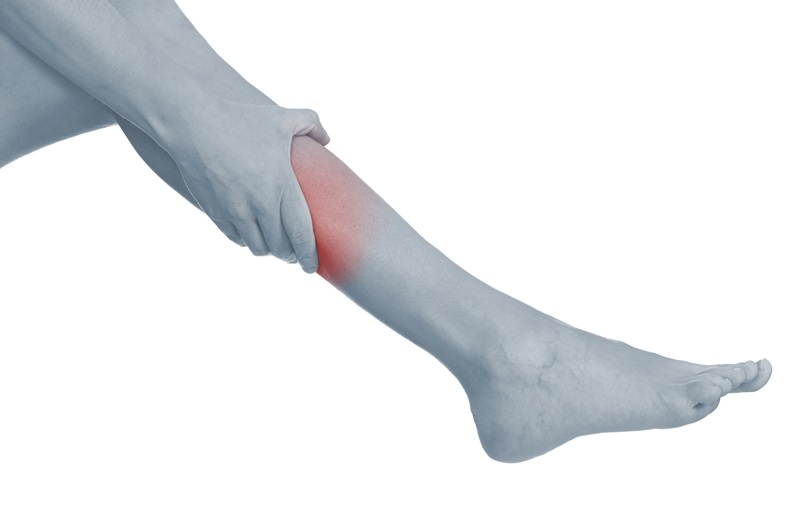 Sehnenscheidenentzündung (Tendinopathie) im hinteren Schienbeinmuskel (Musculus tibialis posterior)